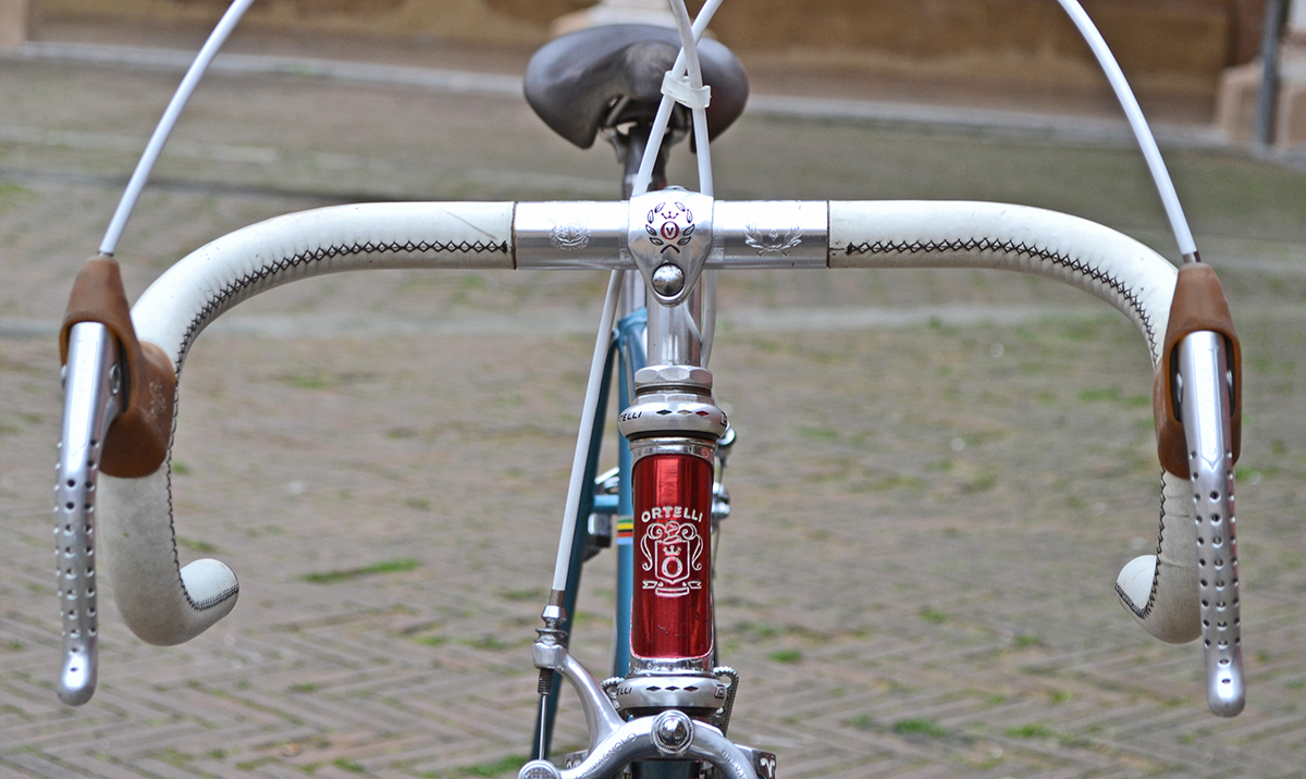ortelli road bike 1979