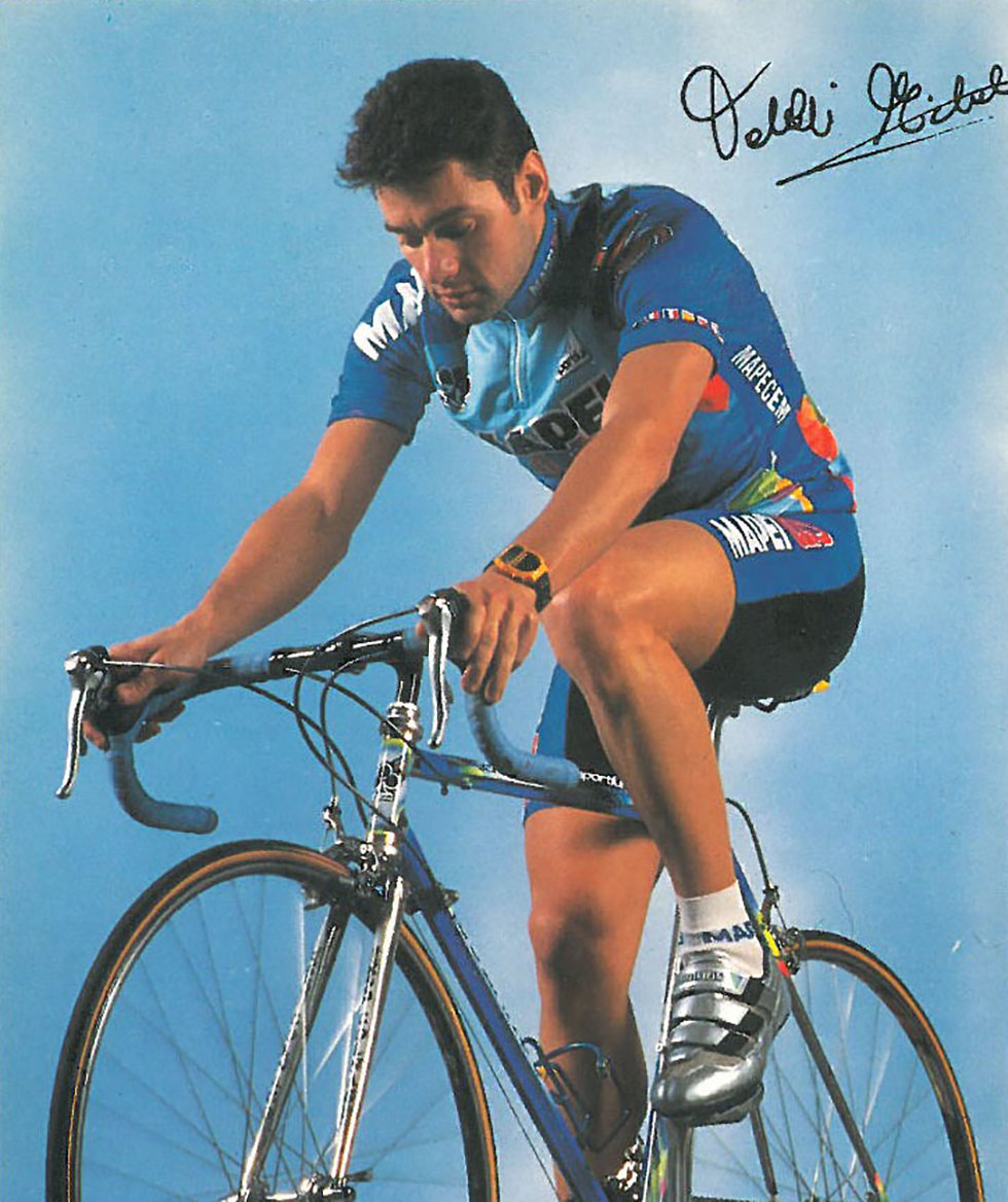 Michele Paletti, team Mapei, 1994