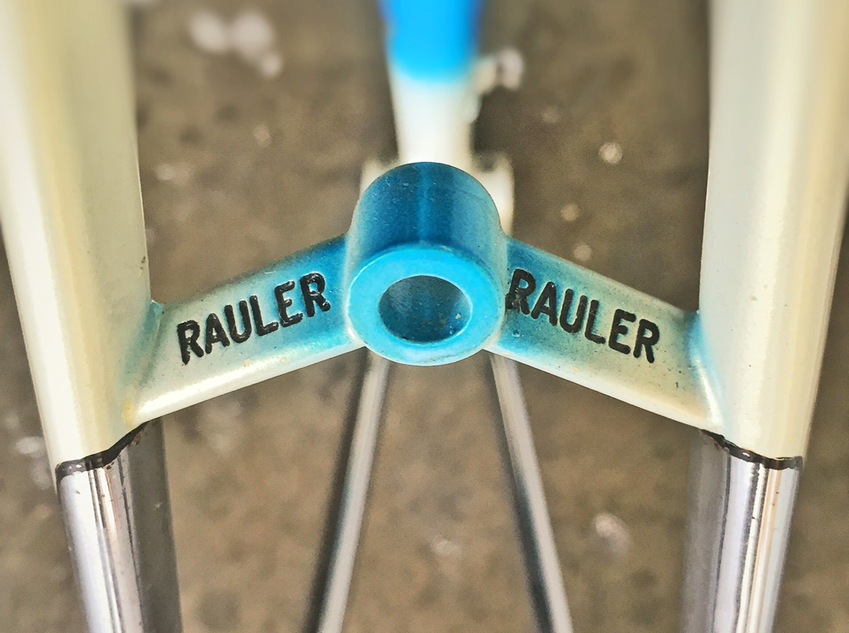 rauler bridge frame