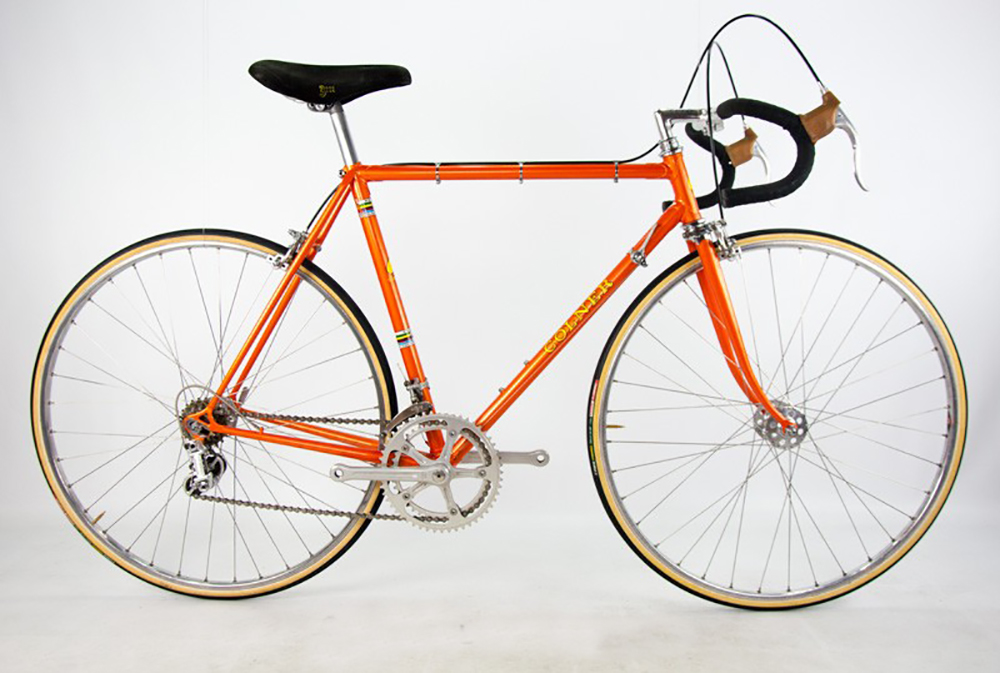 Colner-Orange-Vintage-Bicycle-1
