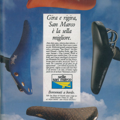 SELLE SAN MARCO80s