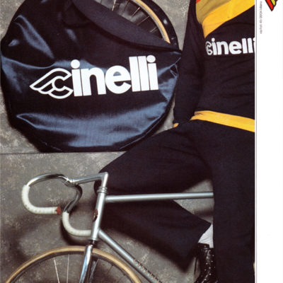 Cinelli bags