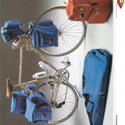 Cinelli travel bags
