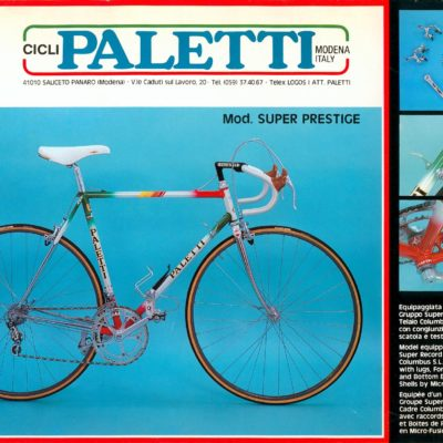 Luciano Paletti catalog - via Bulgier
